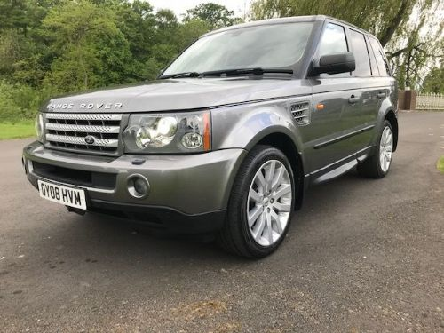***SOLD***Range Rover Sport 3.6 TDV8 HSE Automatic***SOLD***
